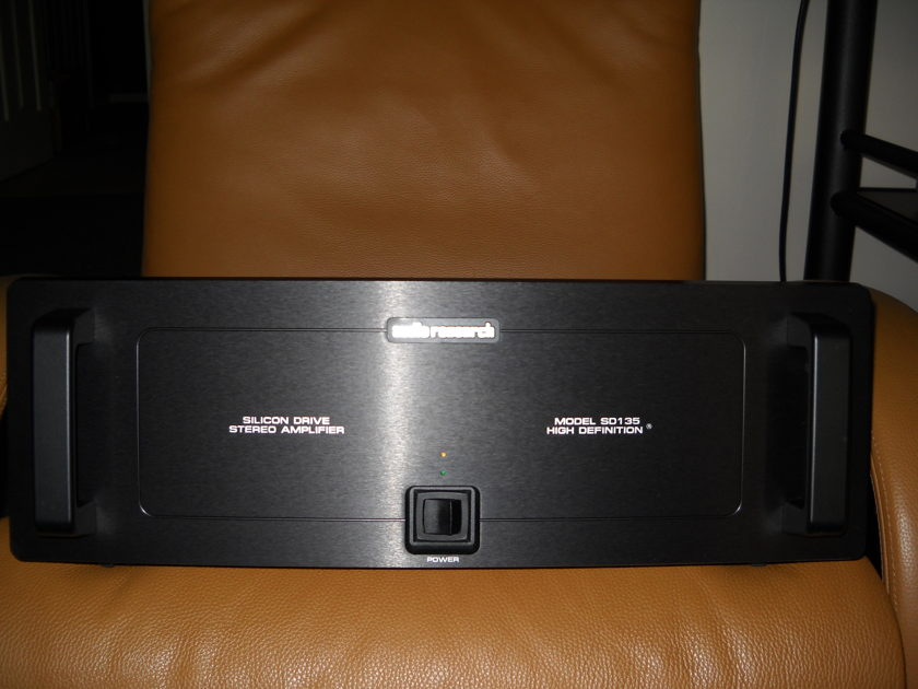 Audio Research SD135 Stereo Amp Mint