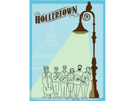 Bring the Band Hollertown to your Home!