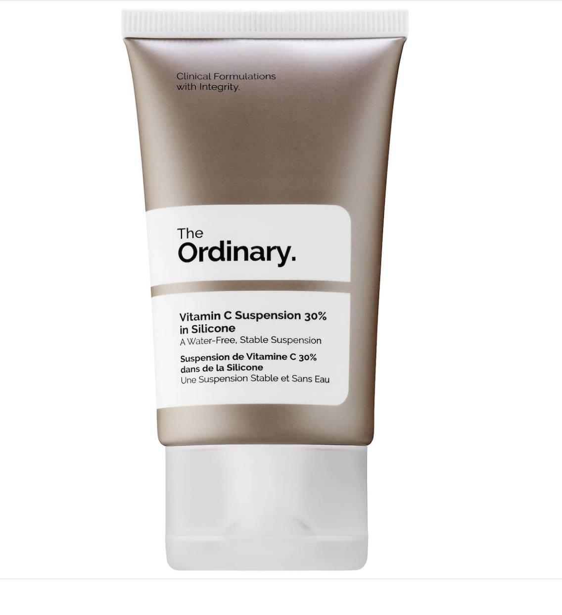 the ordinary vitamin c skincare