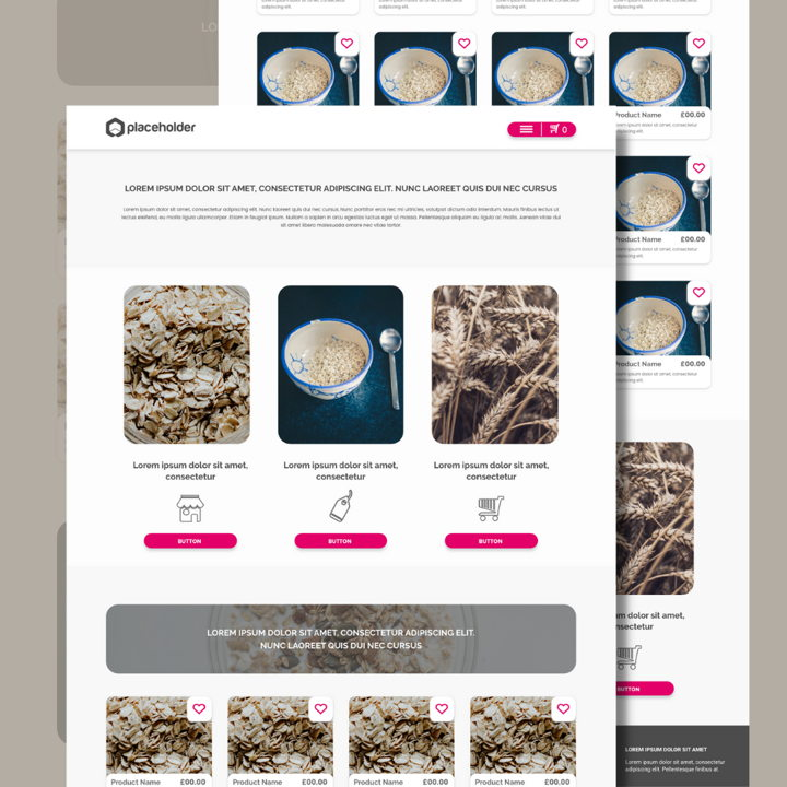 Oat template's featured image