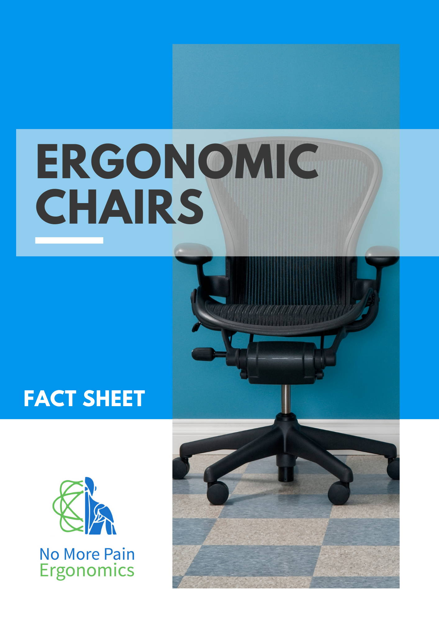 ergonomic office chairs fact sheet resource guides
