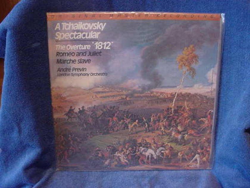 Andre previn - 1812 Overture mfsl 1-602-lp