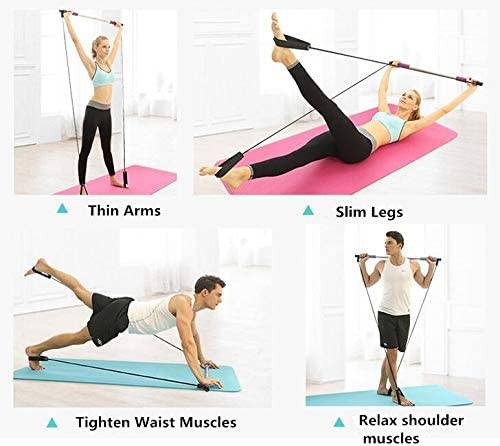 Training Exercise, Stretch Stick, Fitness Equipment