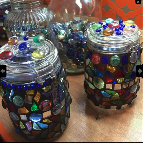 Glass Mosaic For Beginners