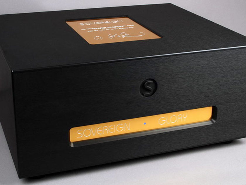 Sovereign Audio  Glory Stereo Amp