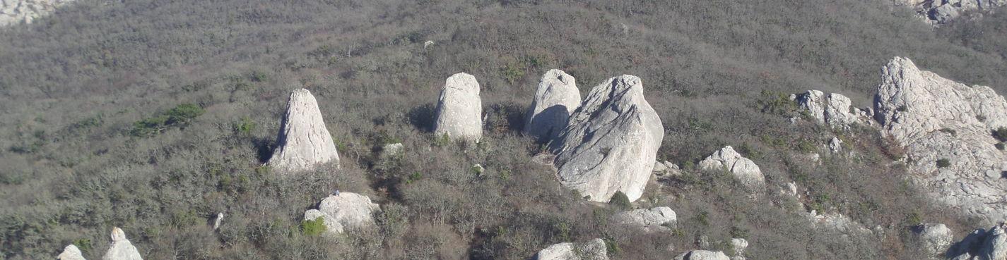 Мой любимый Крым. Храм Солнца на Ильяс-кая