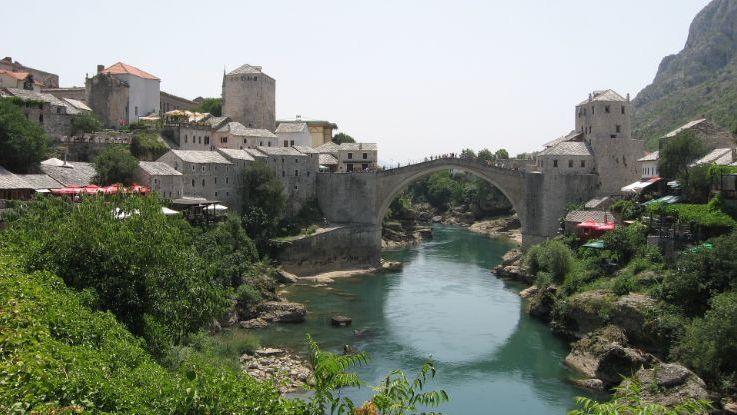 Taste of the Balkans