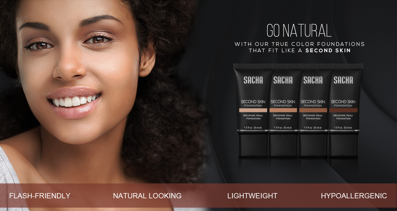 sacha black owned beauty brands