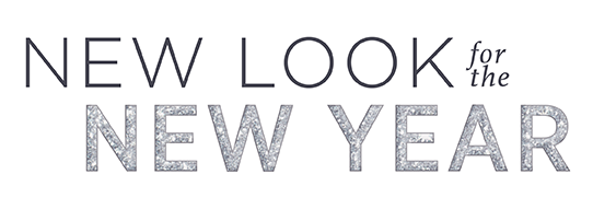 New Look for the New Year