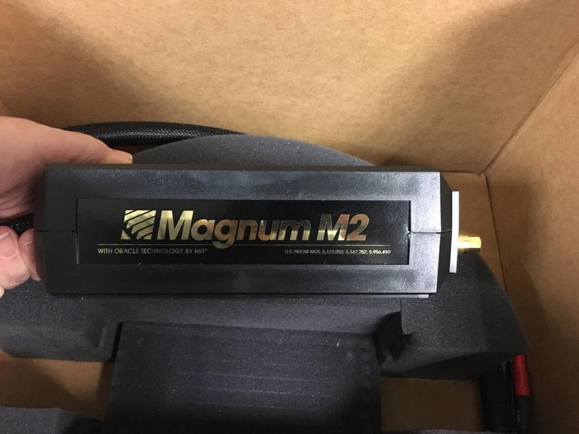 MIT Cables Magnum M2 8ft pair.. Price Drop!