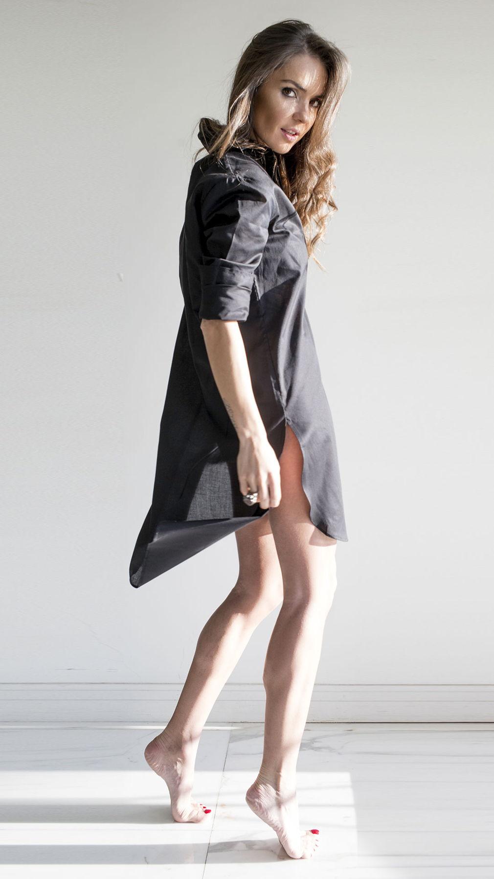 Сорочка Black Queen