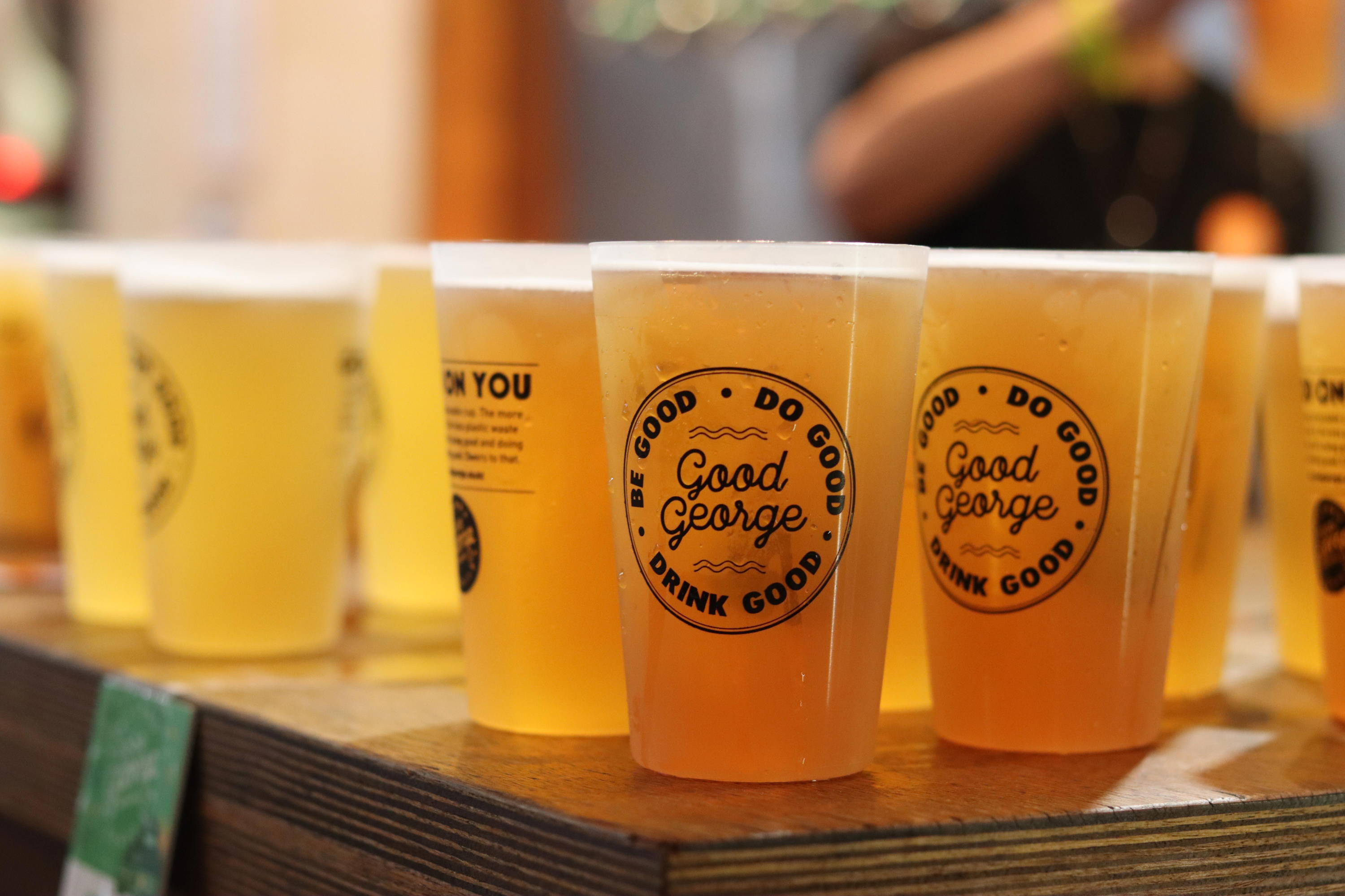 Good George Reusable Cups