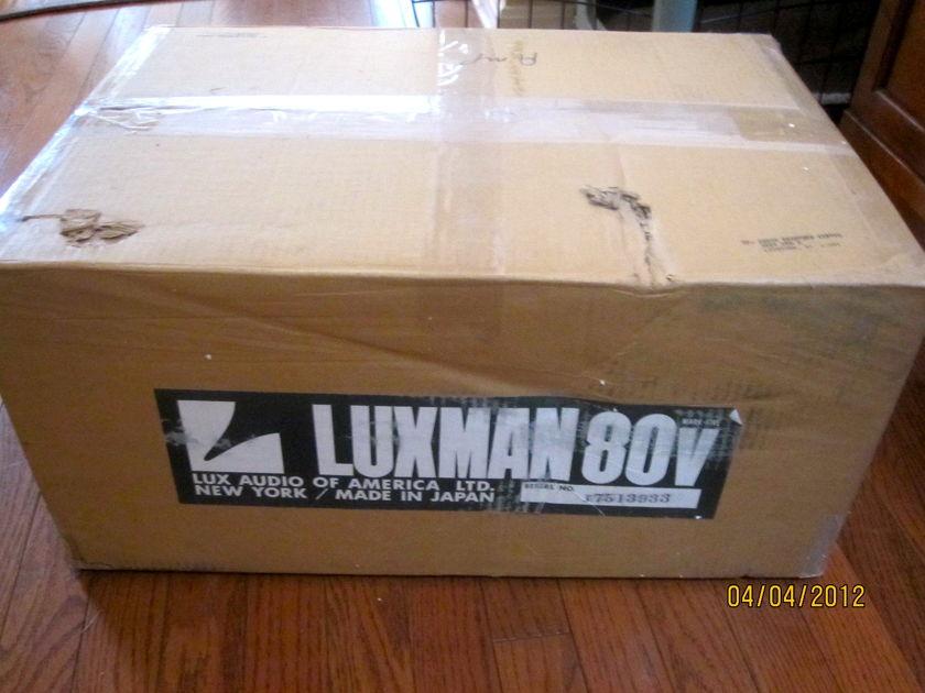 Luxman L80V N.O.S. Brand New