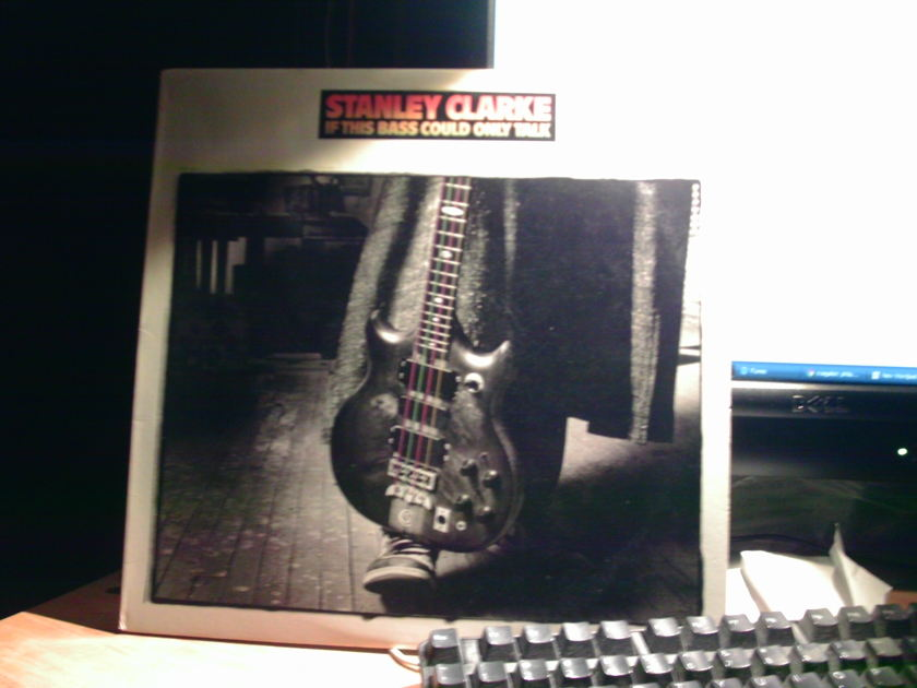 Stanley Clarke - IF THIS BASS COULD TALK