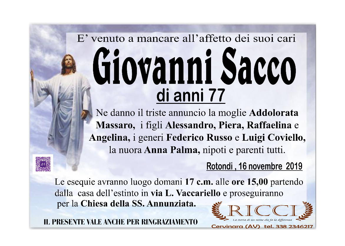 Giovanni Sacco