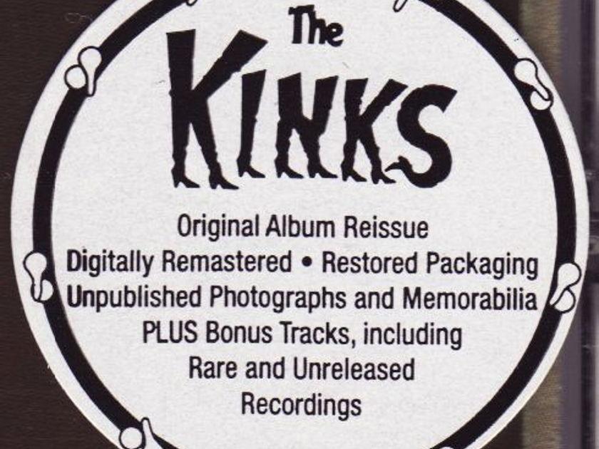 The Kinks - 7 Cds - - incl. Lola - w/bonus tracks - rare uk imports, mint
