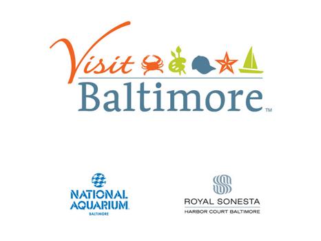 Visit the Baltimore Aquarium & Stay at the Royal Sonesta Harbor Court
