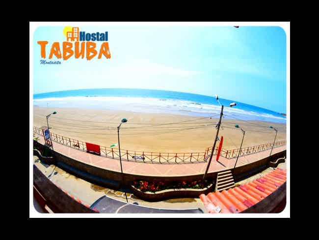 Tabuba Malecón Hostal-Montañita