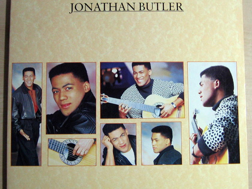 Jonathan Butler - Jonathan Butler - 1987 Jive 1032-1-J