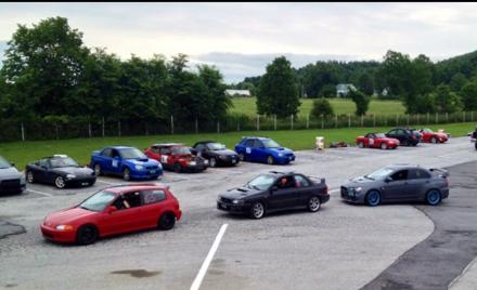 SCCV Autocross #8 (2016)