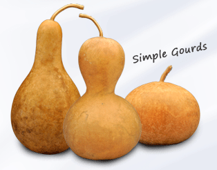 Simple gourds