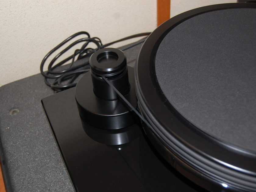 """Nottingham Analogue Space 294 with 12"""" Ace-Space Arm Minty Customer Trade-In"""