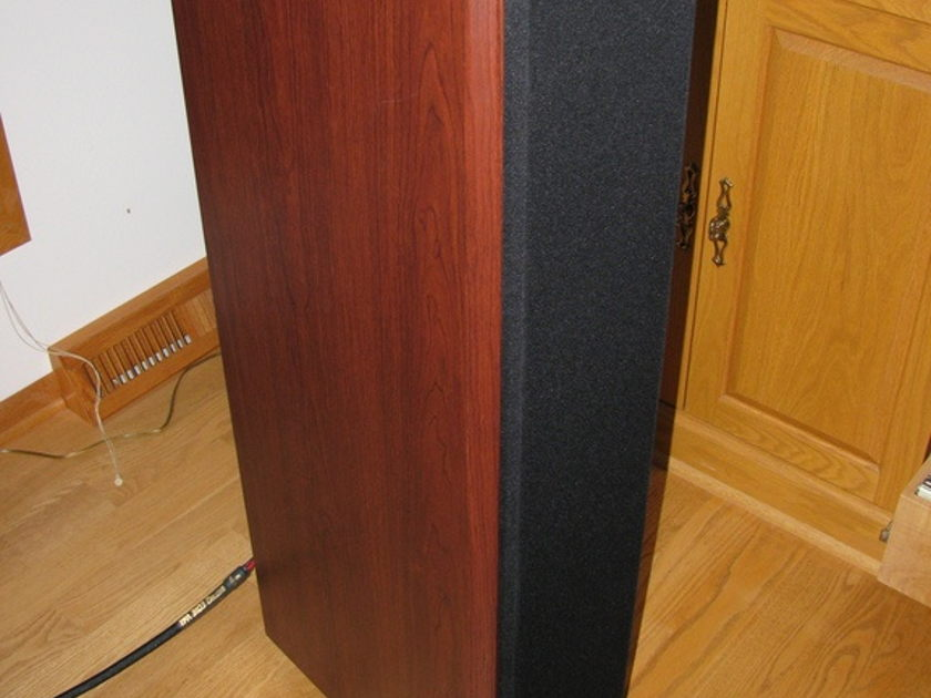 Bryston A2 Floor staing Speakers in Cherry