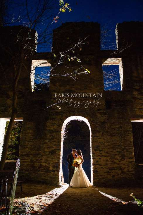 Paris Mountain Photography - Photo