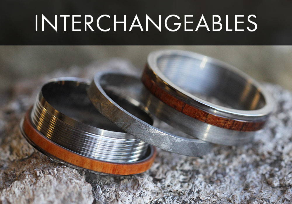 Interchangeable Jewelry