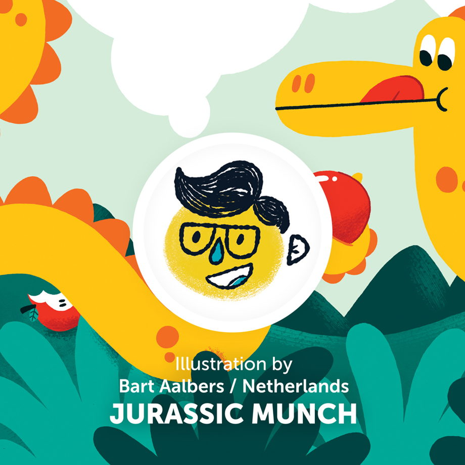 "Термосумка Youshi Lunch Bag ""Jurassic Munch"" от YuMe"