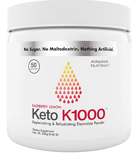 Hi Lyte Keto K1000 Electrolyte Powder