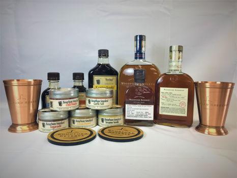 Bourbon Lover's Basket