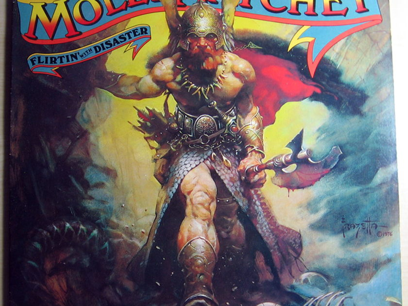 """Molly Hatchet - Flirtin' With Disaster - STERLING Mastered 1979 """"-1A"""" First Pressing Epic JE 36110"""
