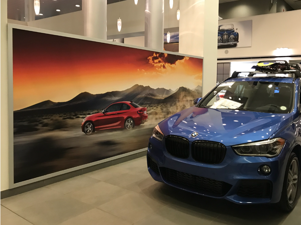Our Work with BMW