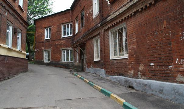 Тихие улочки Нижнего Новгорода