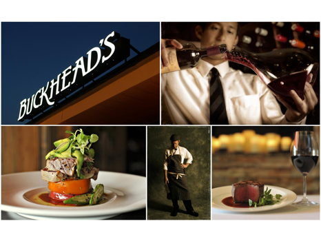 Private Dinner for 8 at Buckhead's