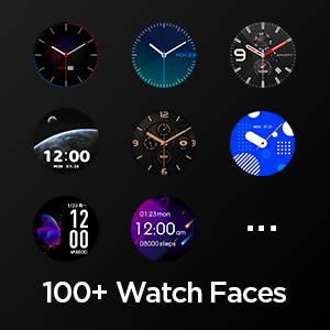 Amazfit GTR 47 mm - 100+Watch Faces