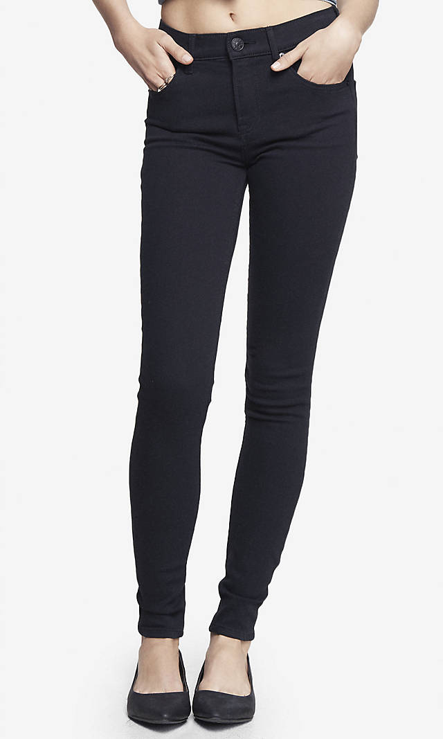 3 Best high rise black skinny jeans as of 2017 - Slant