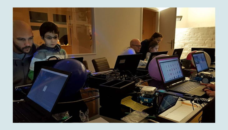sfb sport förderung bildung eltern helfen kindern beim programmieren