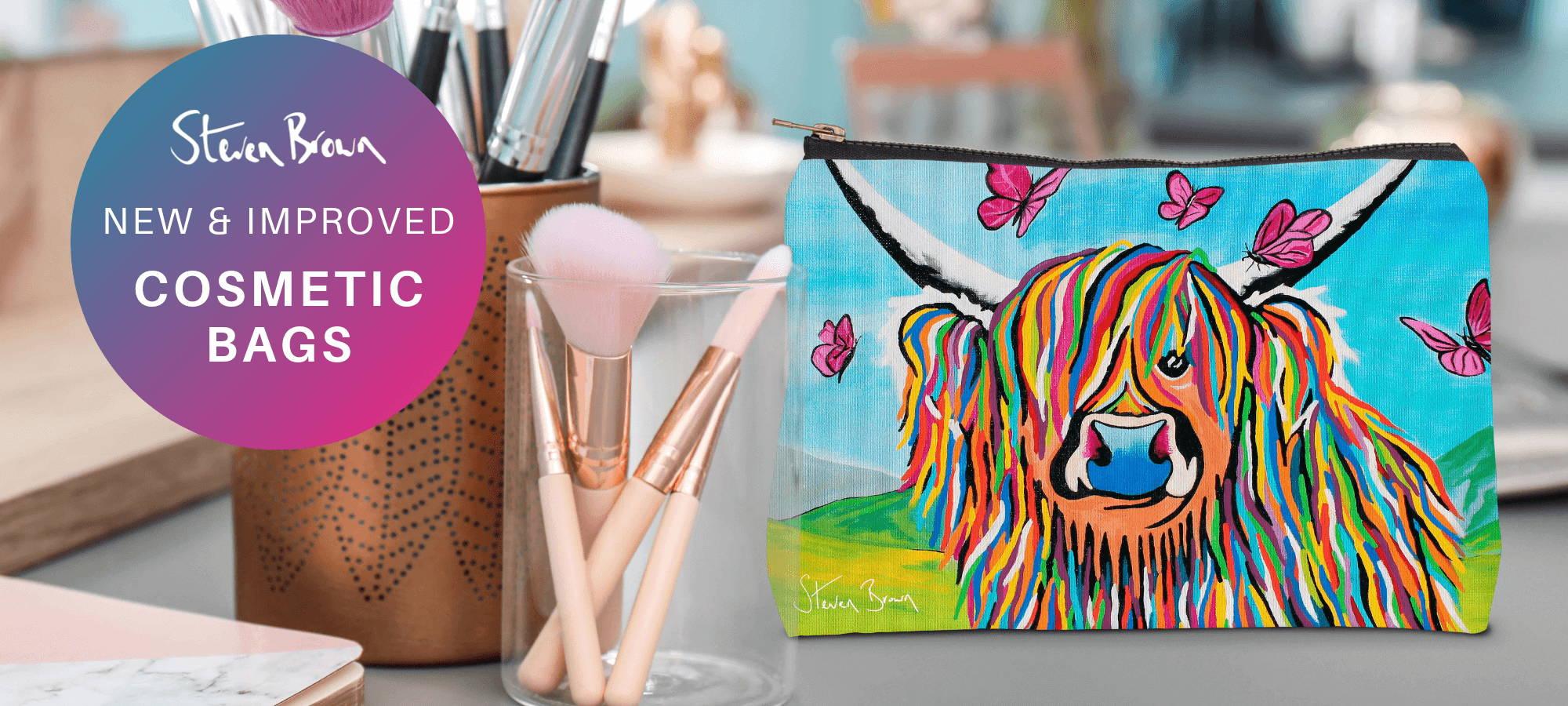Artwork & Merchandise By Scottish Artist Steven Brown