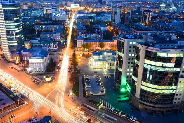 Вечерний Новосибирск (экскурсия по вечернему Новосибирску)