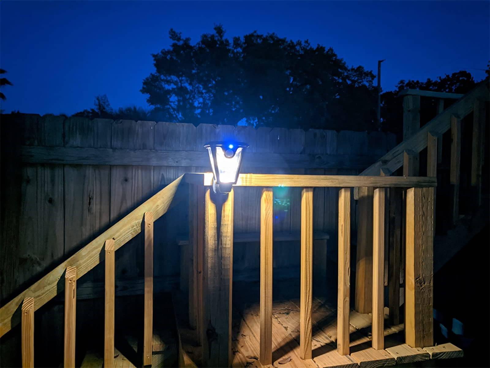"<img src=""lantern.jpg"" alt=""solar lantern lighting on stair railing"">"
