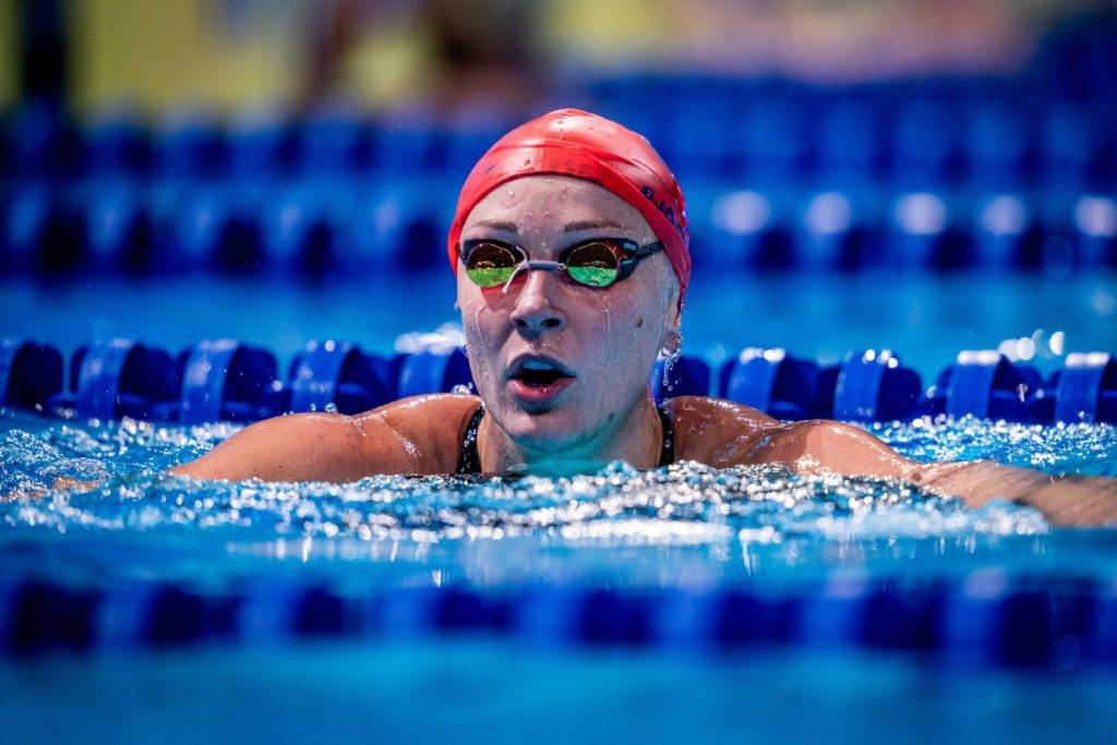 International Swimming League -  Sarah Sjostrom
