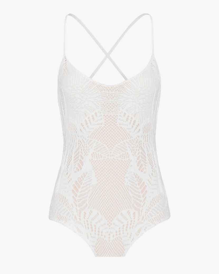 Mara Hoffman Crochet Swimsuit    £70