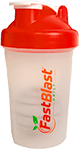 free shaker with first purchase of FastBlast!
