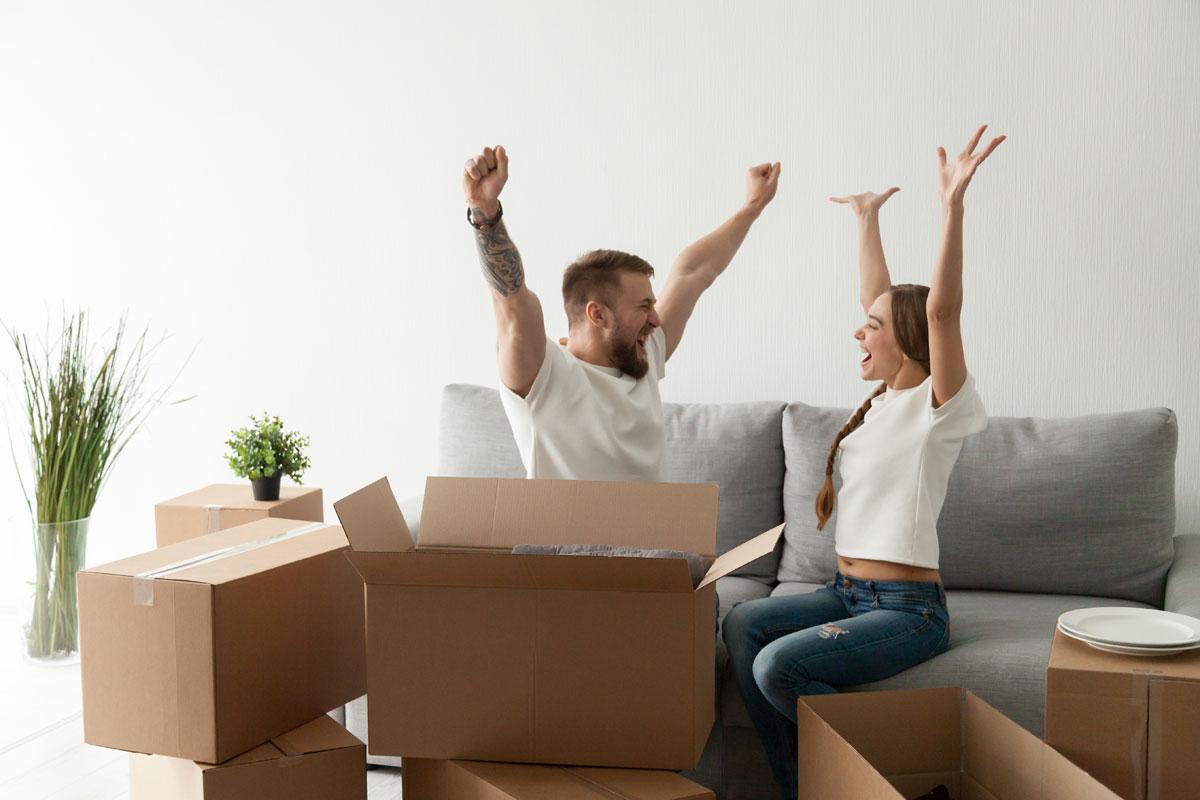 Les premiers et les futurs acheteurs