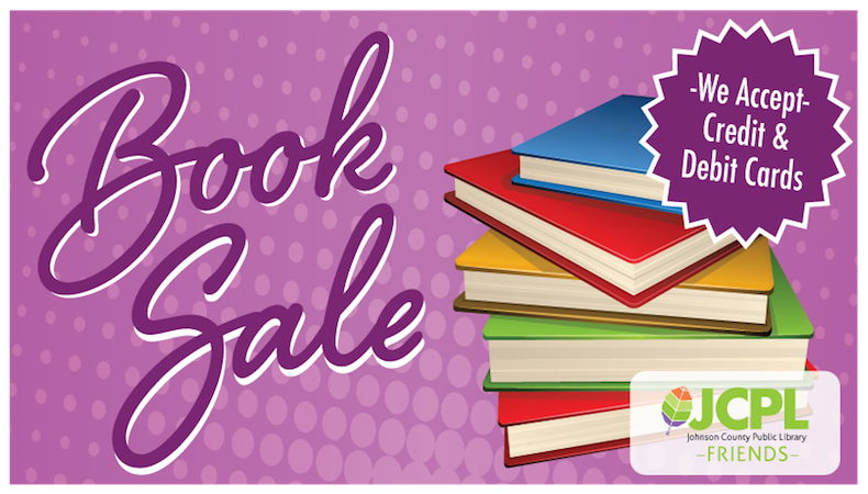 Book Sale at the Clark Pleasant Branch