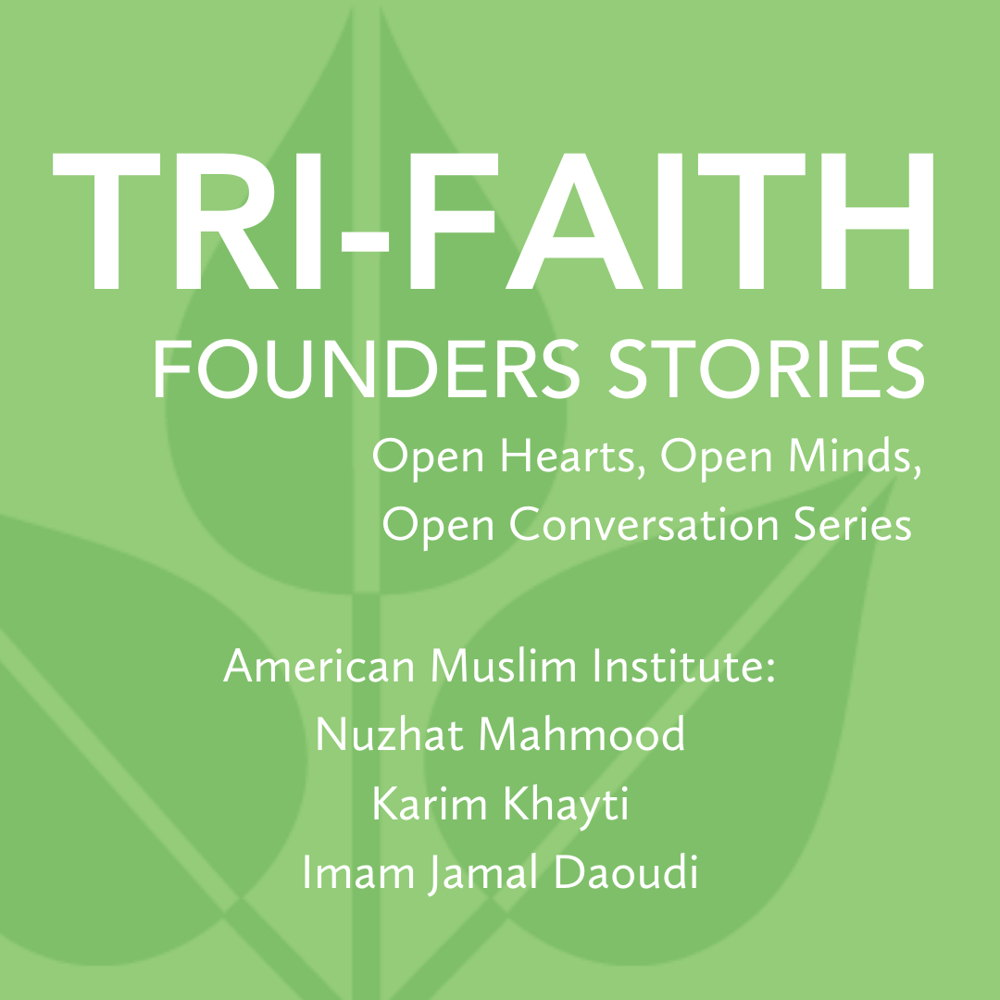 Picture of Join AMI's leadership to share their Tri-Faith stories and answer your questions live.