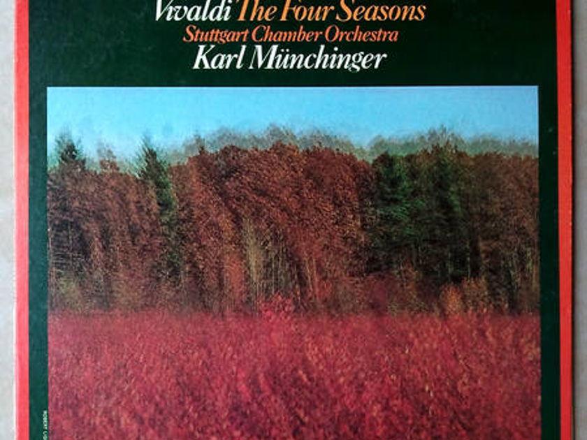 London ffrr   KONSTANTY KULKA/VIVALDI - The Four Seasons / NM