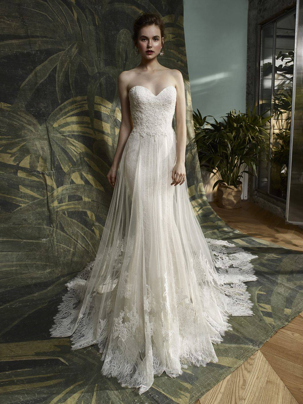 ENZOANI WEDDING DRESS KODIE